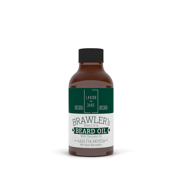 Brawler's Beard Oil Lavish