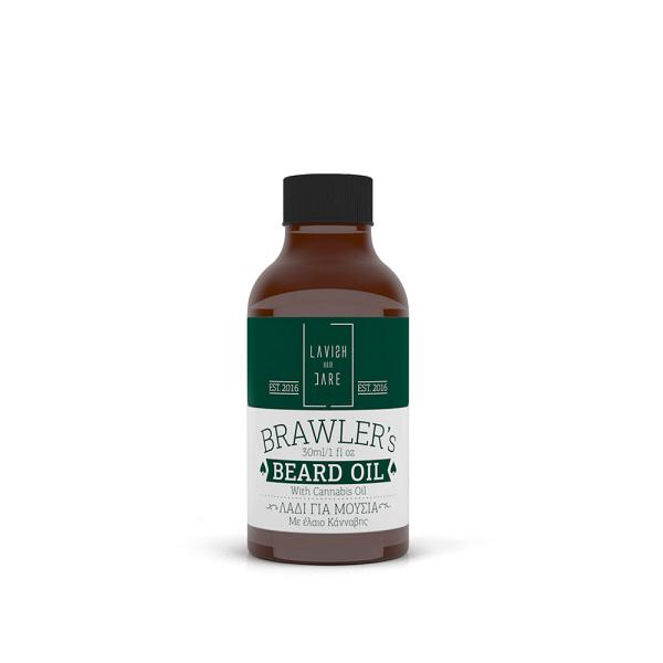 Brawler's Beard Oil 1