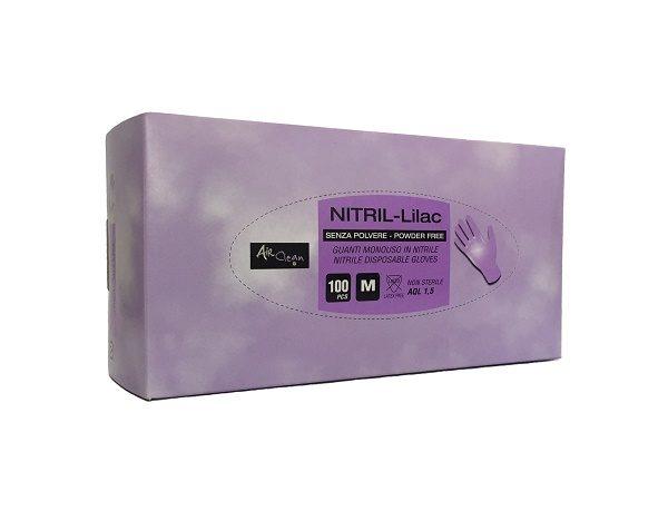 Manusi nitril Lila