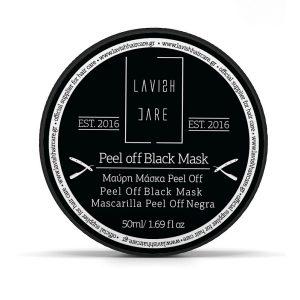 Peel Off Black Mask LAVISH