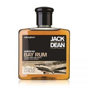 Jack Dean Bay Rum 250 ml JACK DEAN
