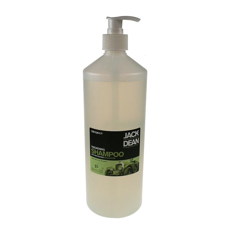 Jack Dean Eucalyptus Thickening Shampoo 1L JACK DEAN