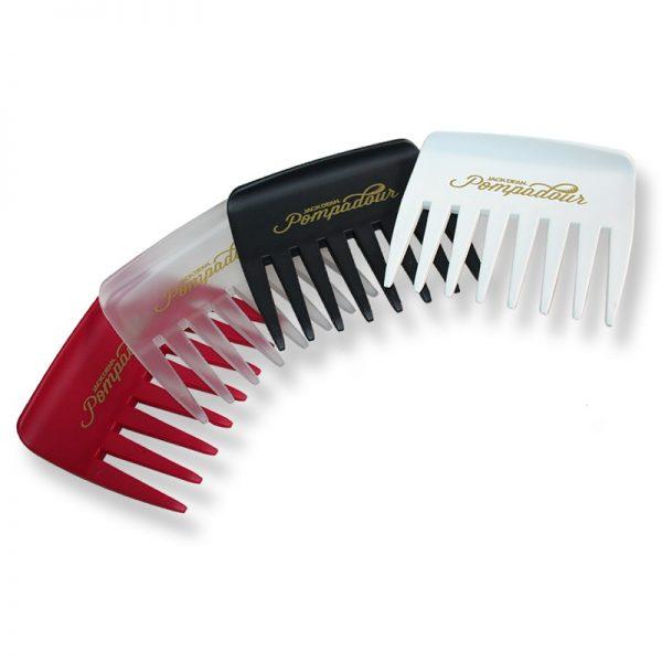 Jack Dean Pompadour 8 Teeth Comb