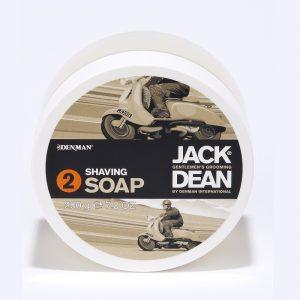 Jack Dean Shaving Soap 200ml JACK DEAN