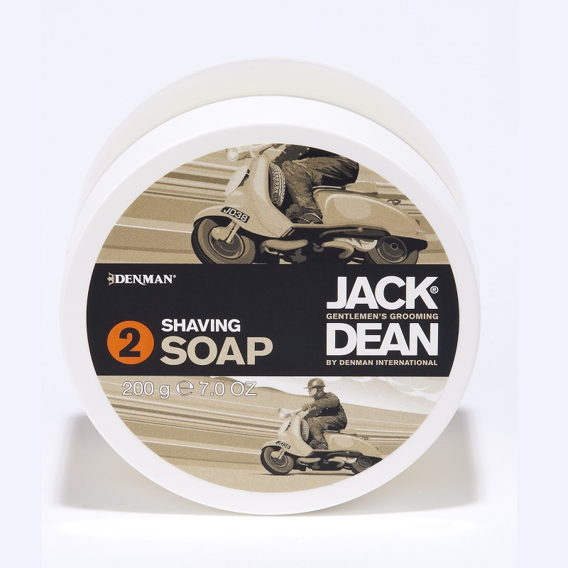 Jack Dean Shaving Soap 200ml JACK DEAN