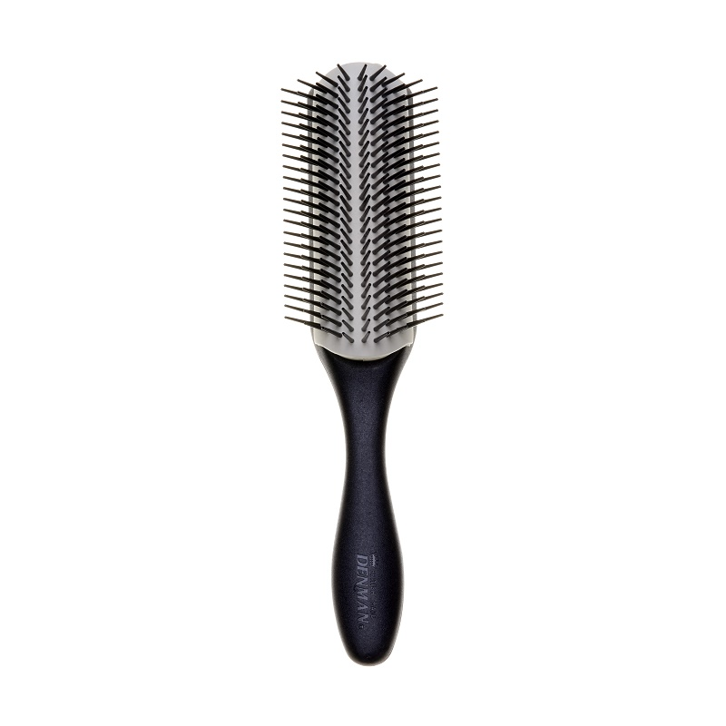 Denman LGE Styling Brush Matt Black D4N DENMAN