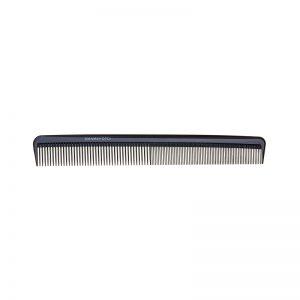 Denman Military Black Comb 214mm DENMAN