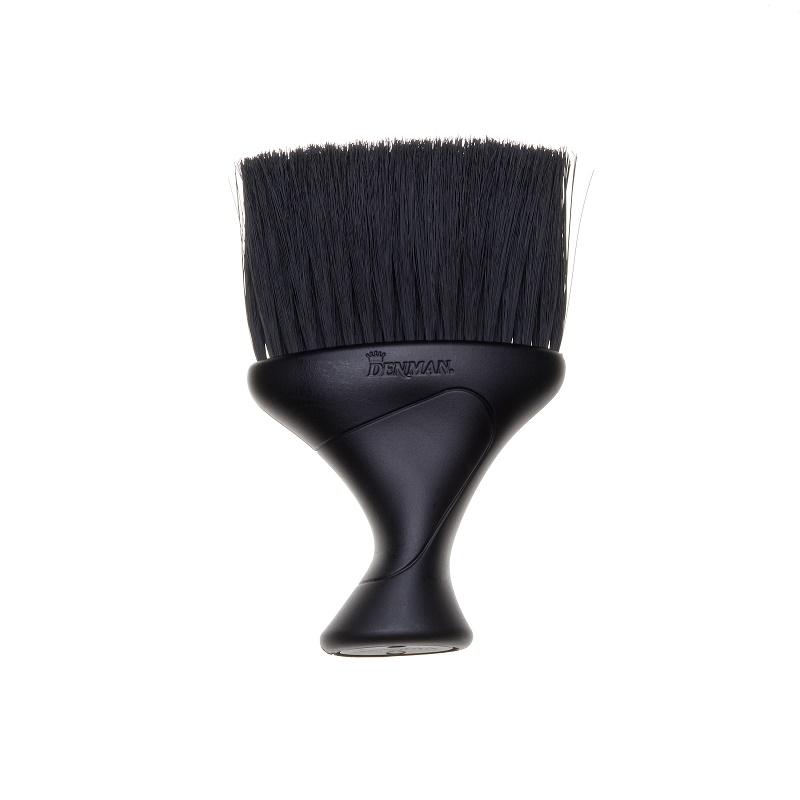 Denman Neck Duster Brush Black D78
