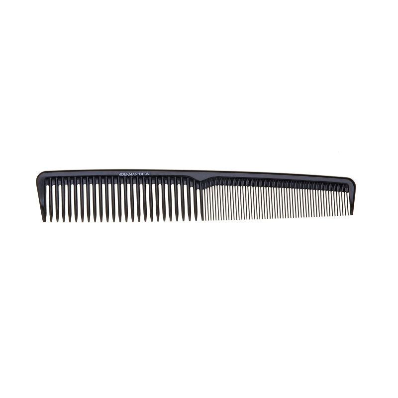 Denman Waver Black Comb 182mm DENMAN