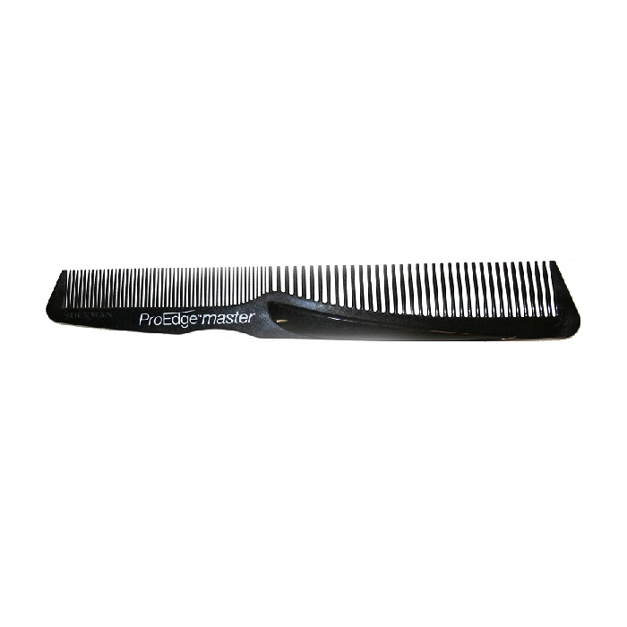 Denman Pro Edge Master Carbon Comb 215mm