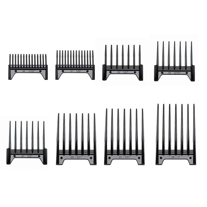 Set Gratare Oster Comb Pack Of 8