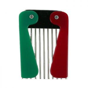 Pieptan pliabil Afro Comb
