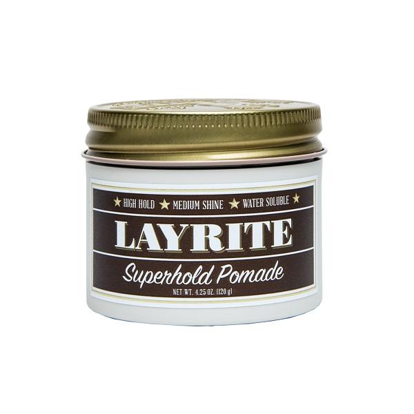 Pomada Layrite Superhold Pomade
