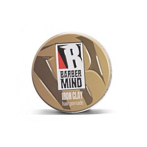 Pomada de par Iron Clay BARBER MIND