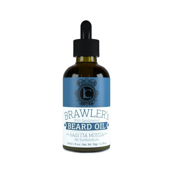 Brawler's Beard Oil Sandalwood