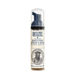 Reuzel Wood & Spice Beard Foam 70 ml