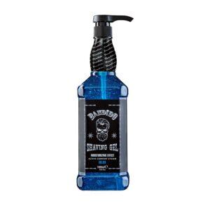 Bandido Shaving Gel Blue 1000 ml